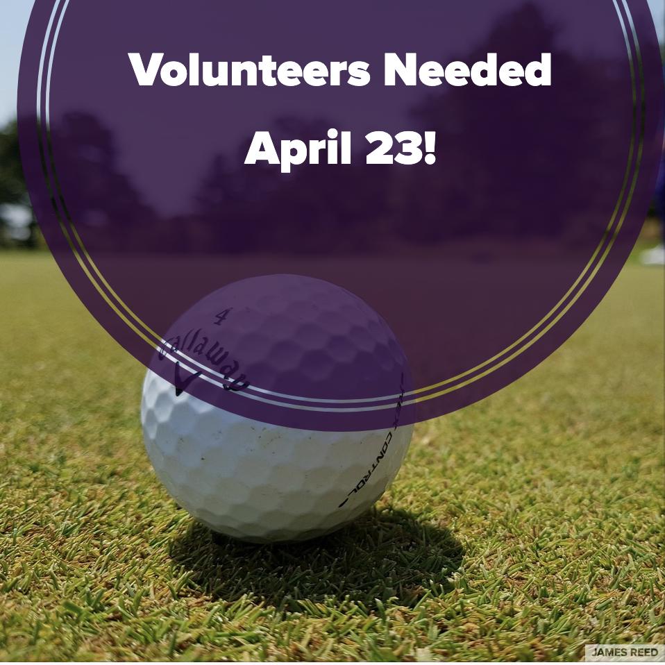 Golf Volunteer Picture