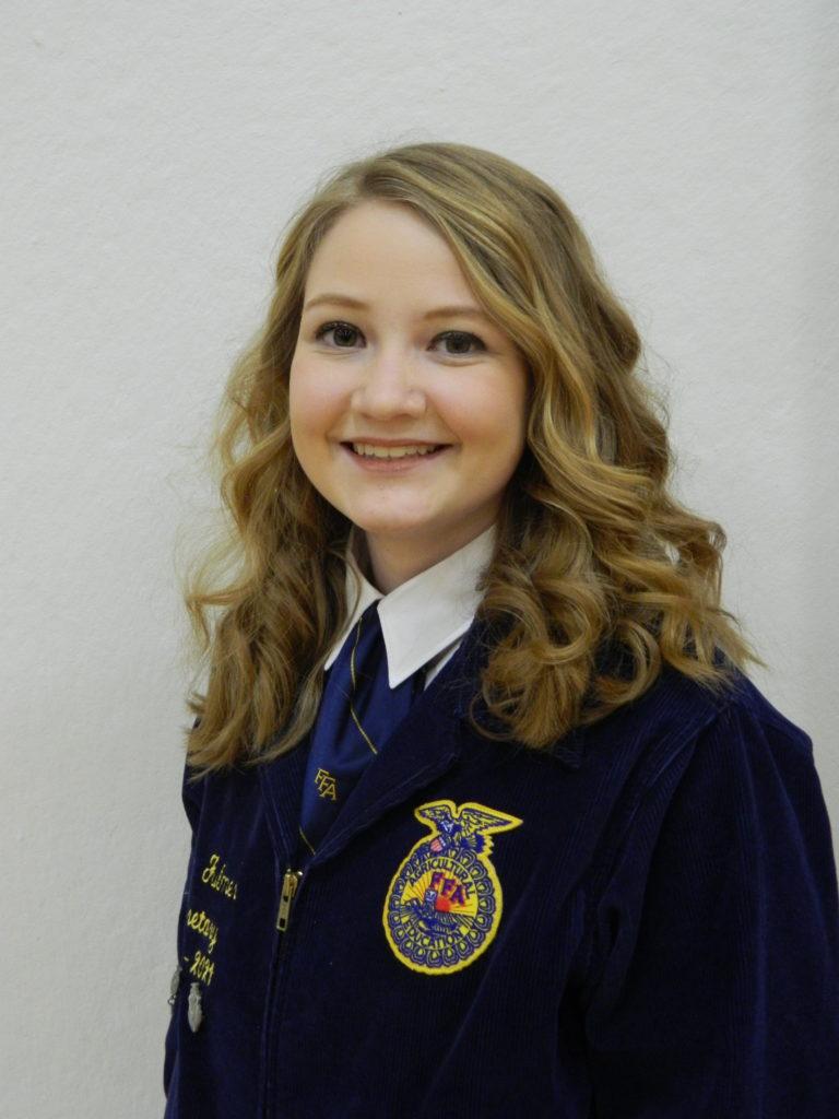 State Degree Recipient Cassie Fulmer